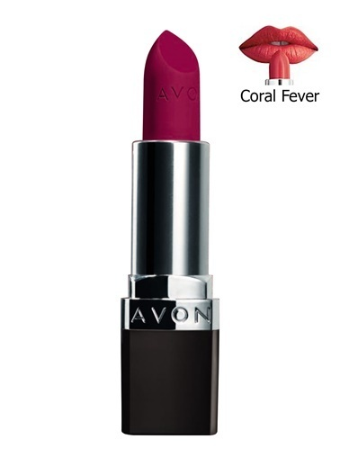 Avon Perfectly Mat Ruj Coral Fever Kırmızı